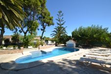 Villa in Ametlla de Mar - Villa Ametlla 13:Secure Private Pool-Big wooded garden-Summer Kitchen&BBQ-Near beaches Las 3 Calas