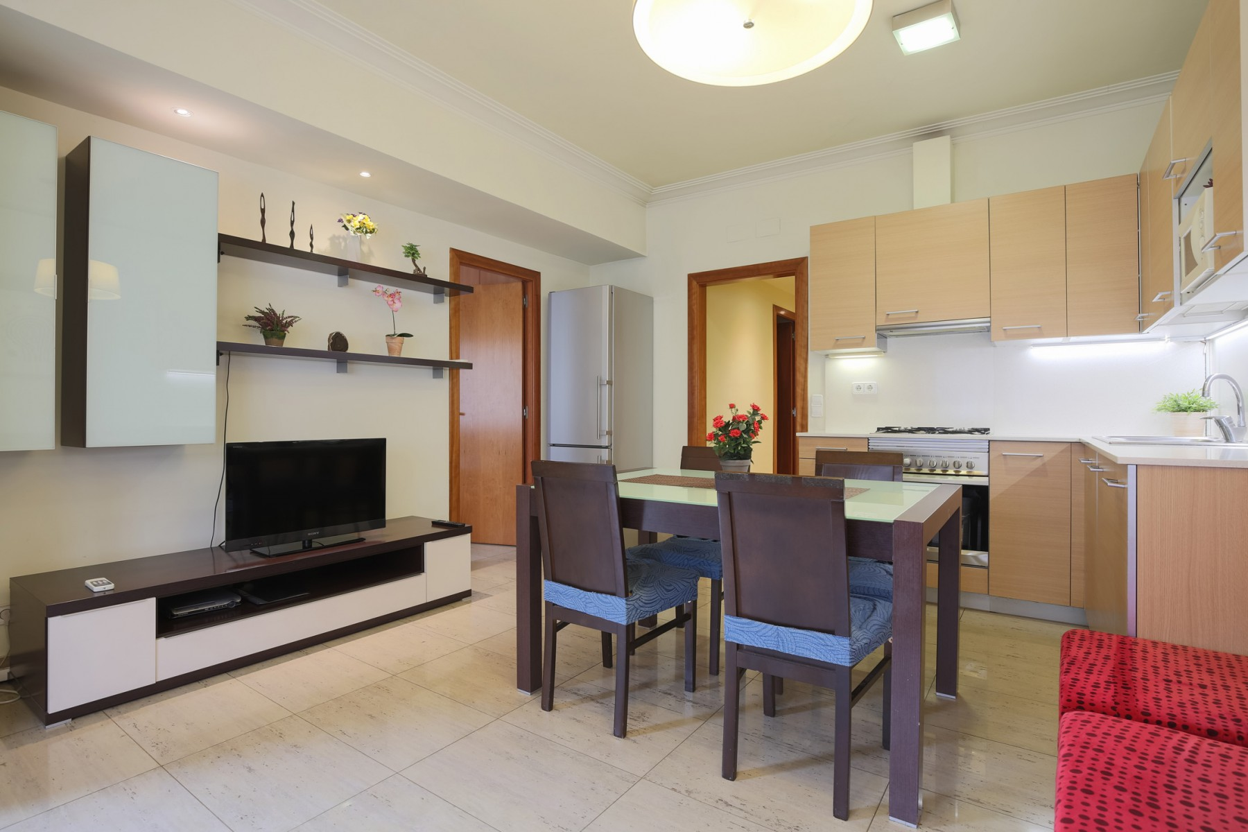 ... Apartment In Barcelona   MARQUES   4 Bedrooms Apartment ...