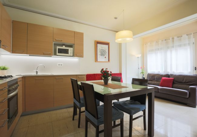 Apartment in Barcelona - MARQUES, large, modern, 4 bedrooms