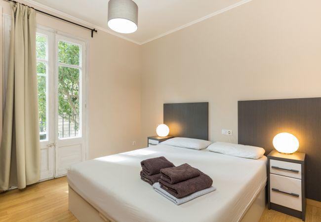 Apartment in Barcelona - CIUTADELLA PARK 1-1