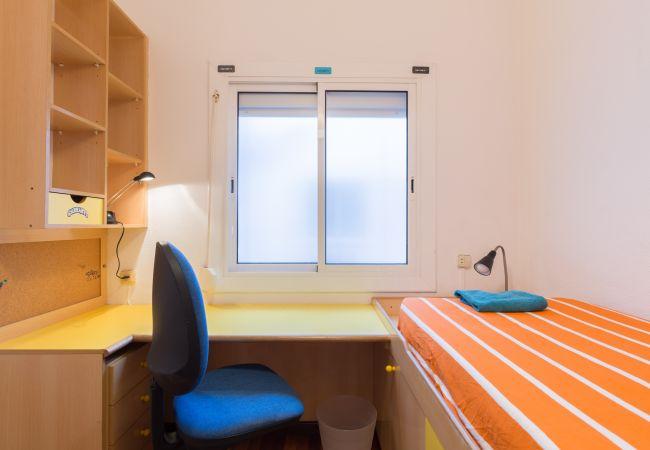 Apartment in Barcelona - PORT, classy, 3 bedrooms