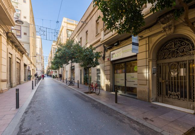 Apartment in Barcelona - GRACIA cozy living