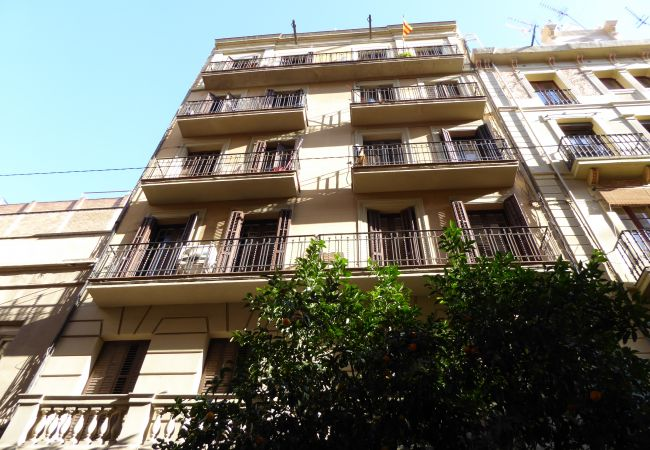 Apartment in Barcelona - GRACIA SUITE, balcony