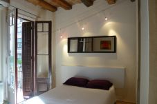 Apartment in Barcelona - Lovely, cute, lightly and silent studio for rent in Gracia, Barcelona center