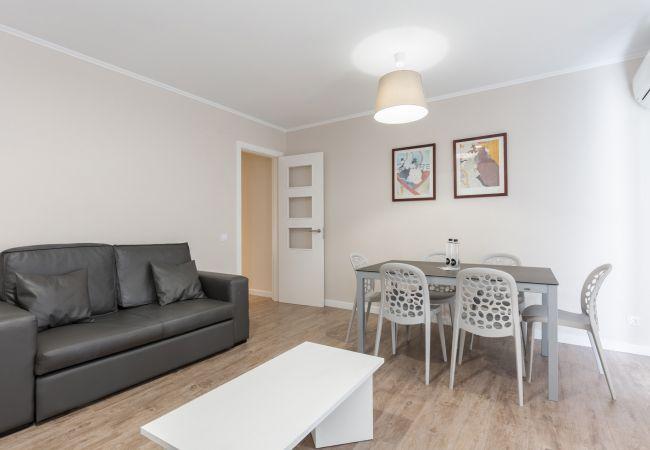 Apartment in Barcelona - BARCELONA BEACH 4-4