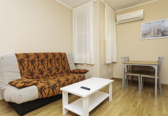 Apartment in Barcelona - BARCELONA BEACH P-3