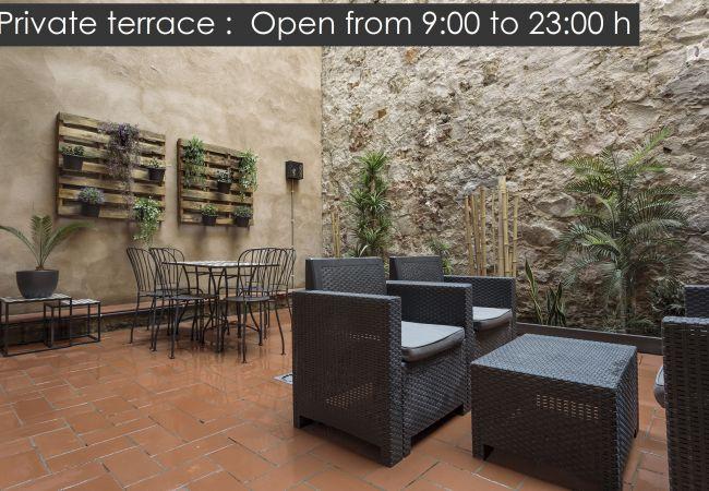 Apartment in Barcelona - EIXAMPLE LOFT - 3 open bedrooms