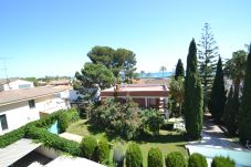 Apartment in Cambrils - Nuria II:Sea view-100m Beach-FRE Wifi,Linen,Parking-Near Cambrils' Port and Centre