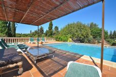 Country house in Muro -  Son Morey - Villa with swimming pool with views 037