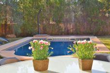House in Sa Pobla - Ximo - Nice villa in Sa Pobla with pool in a quiet area 035