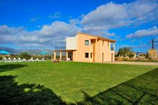 Country house in Muro - 056 Can Picafort (Molí desMoli Figueral villa with pool near the village in quiet area 056 Figueral)