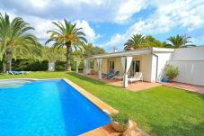 Country house in Cala Murada - Can Pep villa with garden and pool just a few minutes from the beach 190