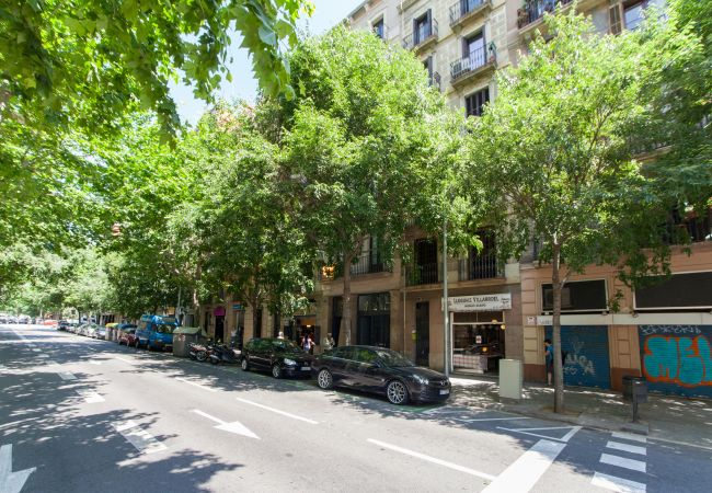 Apartment in Barcelona - EIXAMPLE CENTER DELUXE 3B