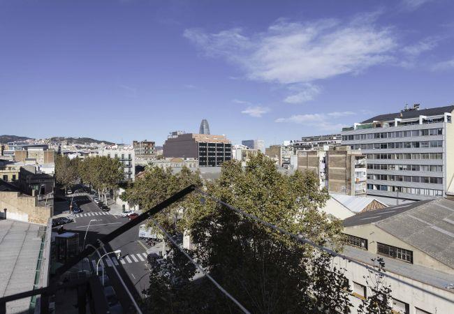 Apartment in Barcelona - BARCELONA BEACH, comfort, balcony