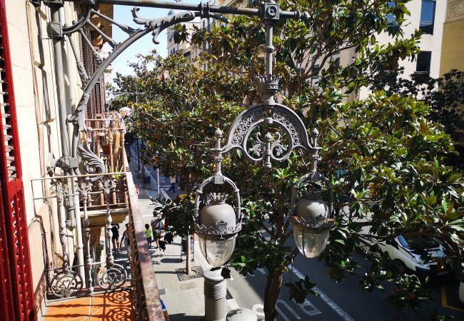 Apartment in Barcelona - CUTE GRAN DE GRACIA