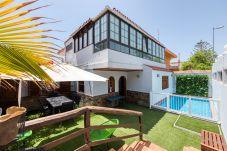 House in San Bartolomé de Tirajana - Great house with Pool S.Agustín By CanariasGetaway
