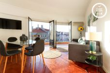 Apartment in Lisbon - MARQUES BALCONY