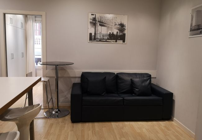 in Barcelona - Vacation rental flat restored for rent in Barcelona center, Gracia