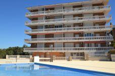 Apartment in Salou - CYE CAP SALOU 2: Cute apartement, pool, wifi, a/c, parking incl.