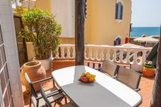 Apartment in Bahia Feliz - Altamar P28, front line with terrace and pool by CanariasGetaway