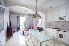 Апартаменты на Барселона / Barcelona - VILADOMAT, большой,...