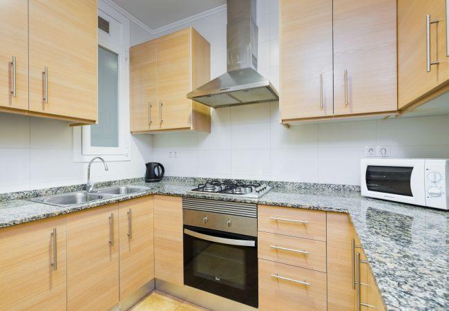 Апартаменты на Барселона / Barcelona - CIUTADELLA PARK, 4 double bedrooms, park views