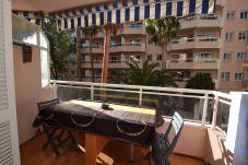 Апартаменты на Салоу - California Salou: Terraza-Centro turístico-Cerca playa-A/C gratis