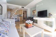 Апартаменты на Мадрид город / Madrid - ATOCHA-M30- HOSPITAL GREGORIO MARAÑON. ATICO DUPLEX 7 PAX