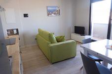 Апартаменты на Барселона / Barcelona - POBLE NOU I apartment