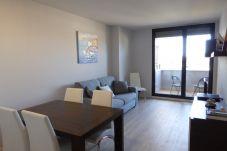 Апартаменты на Барселона / Barcelona - POBLE NOU II apartment