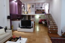 Апартаменты на Барселона / Barcelona - DESIGN LOFT apartment