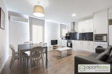 Апартаменты на Barcelona - POBLE NOU MARINA comfy deluxe, top floor, 3 bedroo