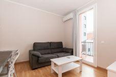 Апартаменты на Barcelona - POBLE NOU MARINA, comfy, 3 double bedrooms