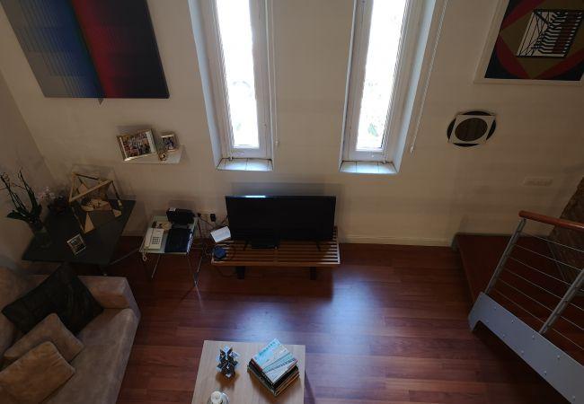Апартаменты на Барселона / Barcelona - GRAN DE GRACIA PALACE