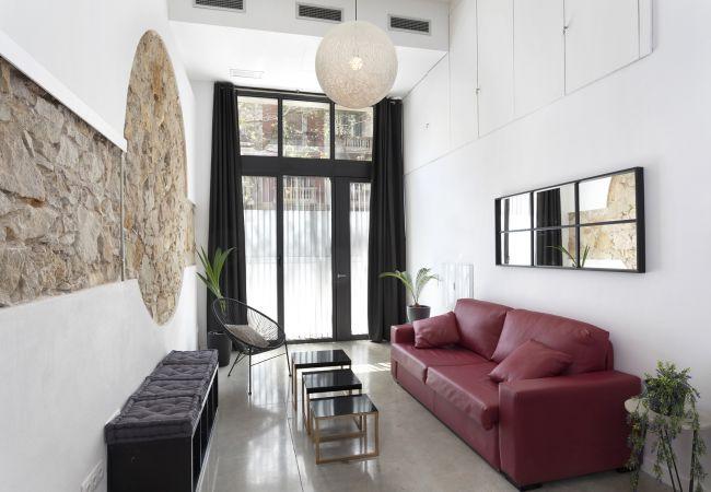 Апартаменты на Барселона / Barcelona - EIXAMPLE LOFT