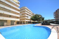 Lägenhet i La Pineda - Paradise Park 2:Terrazas vista mar-Playa La Pineda-Piscina-A/C,parking gratis