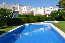Villa i Miami Playa - Villa Casalot 3: Encantadora-Jardín privado-Piscinas-Cerca playas Miami Playa