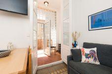 Lägenhet i Barcelona - GRACIA SANT AGUSTÍ piso de 3 dormitorios en alquiler por días en Barcelona centro, Gracia