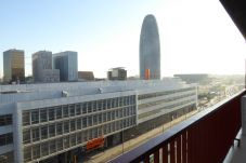 Lägenhet i Barcelona - TORRE AGBAR apartment