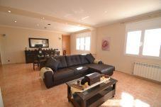 Villa i Miami Playa - Villa AuroraTerraza+:Piscina privada-5hab+3baños-A/C+wifi+parking+ropa cama+satélite gratis